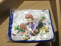 Nintendo Sac Bandouillère Mario Micromania [collector] Neuf 64 Nes Super Ds 3ds