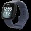 miniature 13 - Soft Silicone Sport  Watch Band Wrist Strap For Fitbit Versa 3 / Fitbit Sense