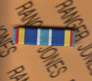 Details about USAF Air Force Expeditionary Service Ribbon Award citation