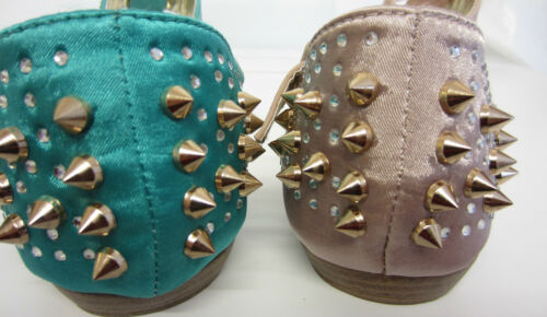 Spot On Ladies Sandals F0R605 Nude Beige or Turquoise Blue R22G