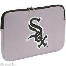 "Chicago White Sox MLB Laptop Sleeve Case Bag 15.6"" Notebook PC & Macbook Pro"
