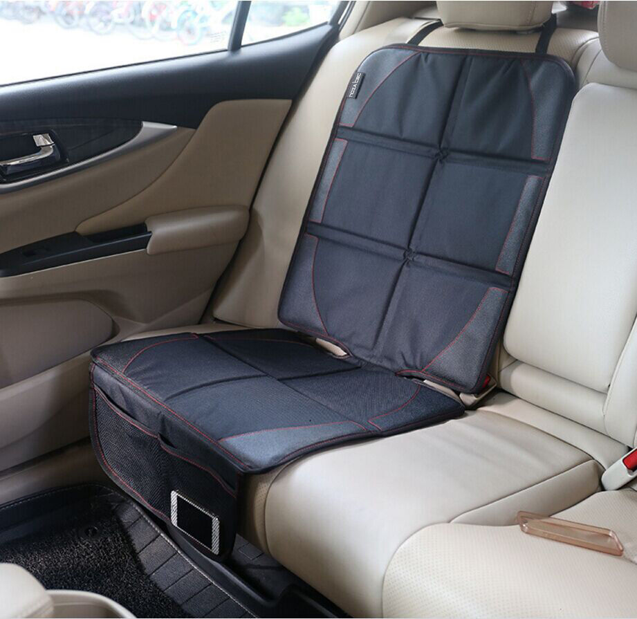 Baby Car Seat Protector Mat Covers Under Child Seat Leather Saver ...