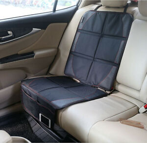 Image Is Loading Baby Car Seat Protector Mat Covers Under Child