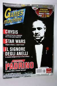 RIVISTA-THE-GAMES-MACHINE-TMG-NUMERO-206-MARZO-2006-ACCETTABILE-LV2-61219