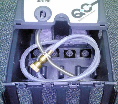nuevo!!! Ecolab Ultra Concentrado de dispensación sistema QC central de suministro 9202-2028 QC!!!