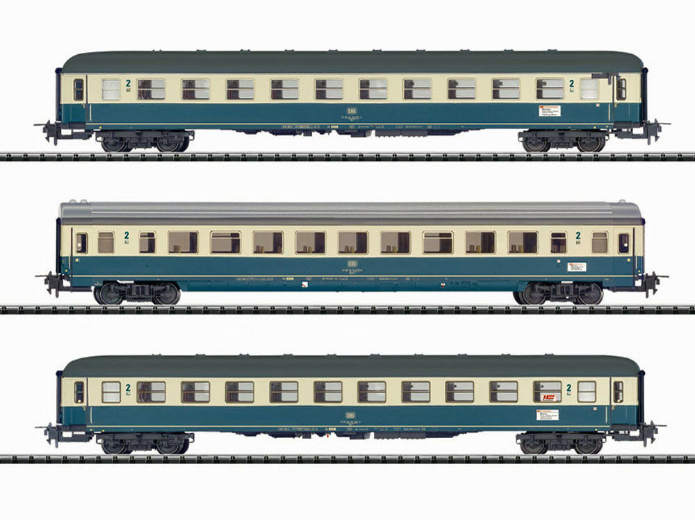Trix t31165 treno rapido carro IC 690 alti battesimi 3x DB TRIX EXPRESS h0
