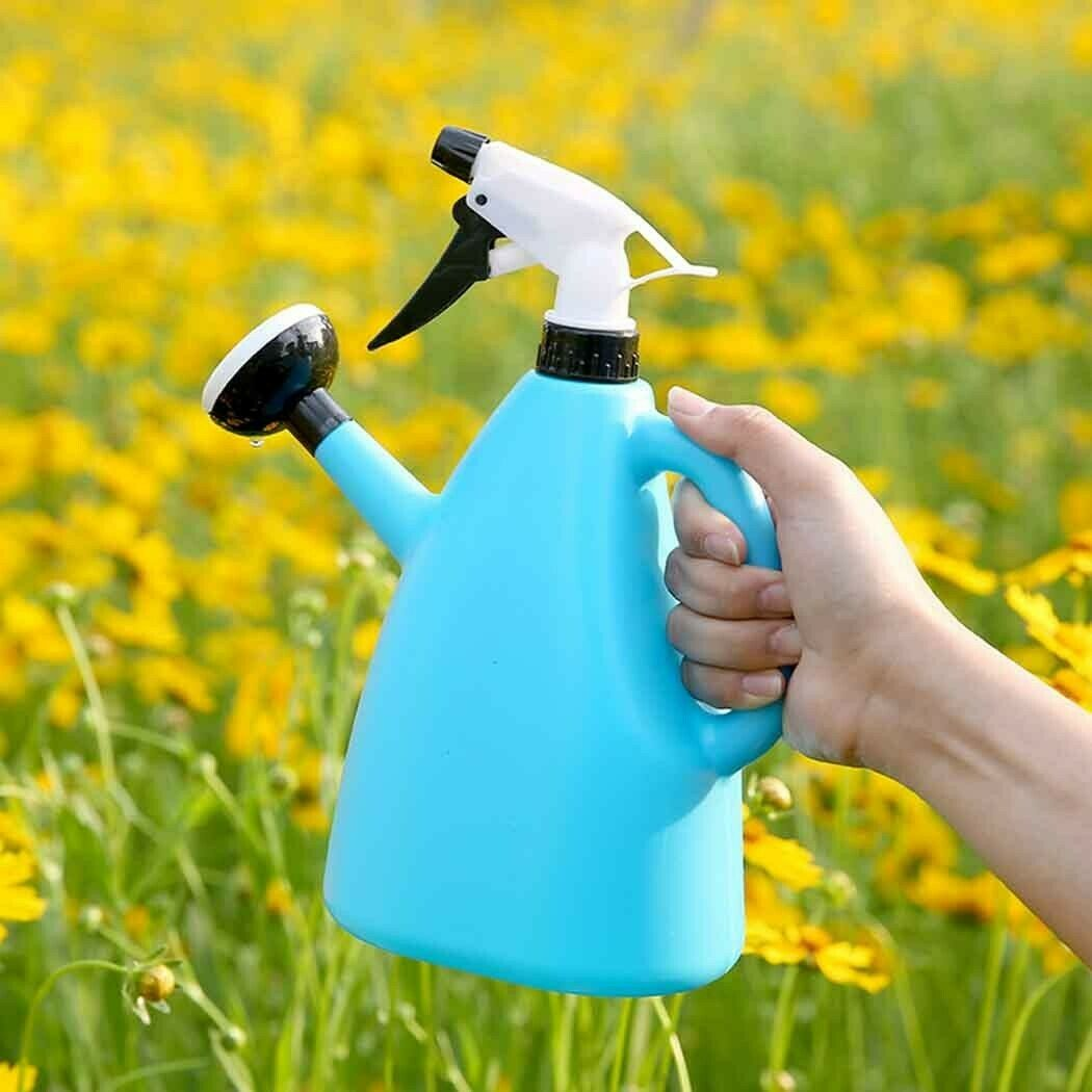 Plastic Misting Water Spray Bottles Plant Watering Can Home Garden Tool USA