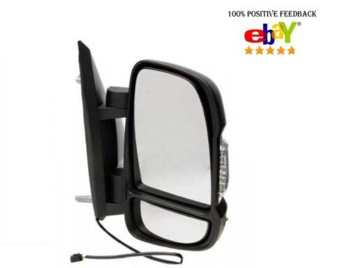 Fiat Ducato Peugeot Boxer Citroen Relay Electric Wing Door Mirror RH RIGHT O//S