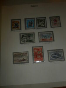Francobolli-stamps-CANADA-PHILATELY-FILATELIA-STAMPA-CANADESE