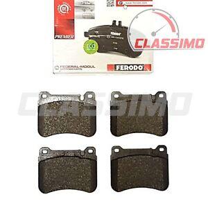 Plaquettes-frein-avant-pour-Mercedes-Classe-C-W203-Clk-C209-SLK-R171-Sport-pack