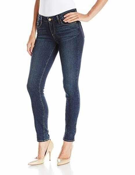 PAIGE Skyline Skinny Cheville Peg Flawless Fit Jeans, W30 L30