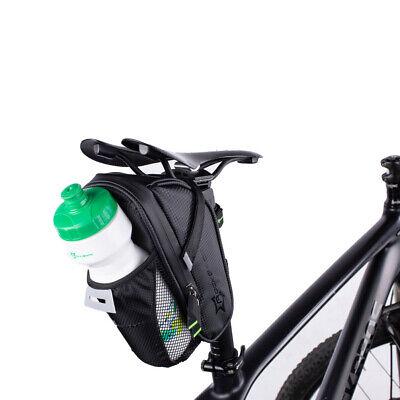 Fahrrad Satteltaschen Sitztaschen Wasserfest Mit Reflektierender Rücklichthalter