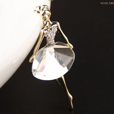 Charms Crystal Inlay Rhinestone Brooch Pin Lovely Angel Brooches Pin Hot