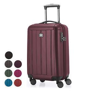Kotti-Handgepaeck-Hartschalenkoffer-Trolley-Rollkoffer-4-Rollen-Koffer-TSA