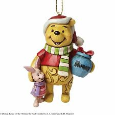 Disney Traditions Winnie the Pooh Hanging Christmas Xmas Ornament 25376