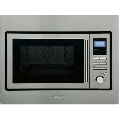 NEW DeLonghi DE60COMBI 60cm Built in Combination Microwave