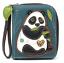 Charming Chala New Panda Bear Purse Wallet Credit Card Coins Wristlet
