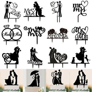 Engagement Cake Toppers Decorations