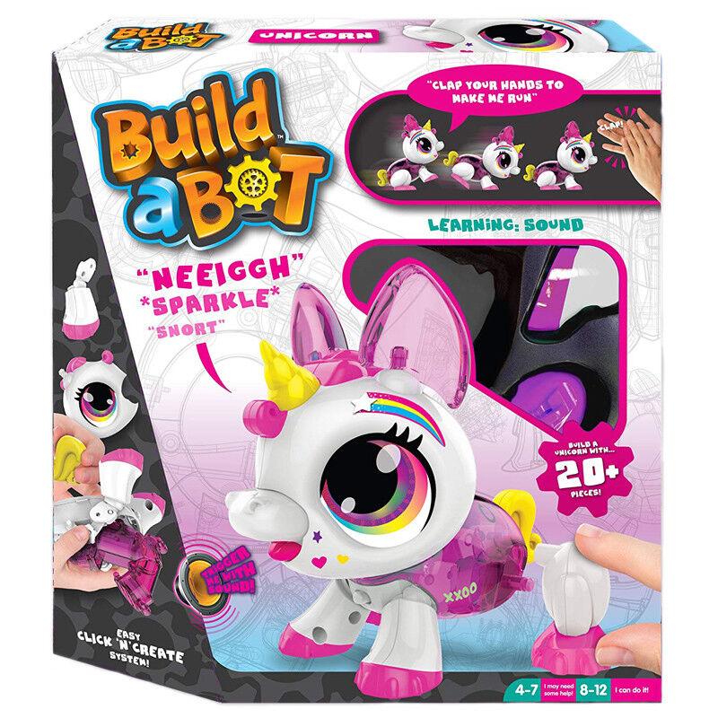 colorific Build a Bot Unicorn - Robot Building Toy - 3341 - NEW