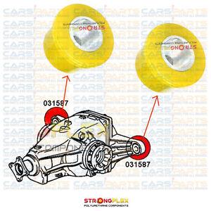 BMW E36 silent bloc de Différentiel arrière SPORT, 33171134872, 33171134911