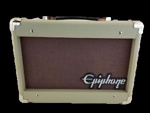 Vintage-EPIPHONE-Studio-Acoustic-15C-Guitar-AMP-Amplifier