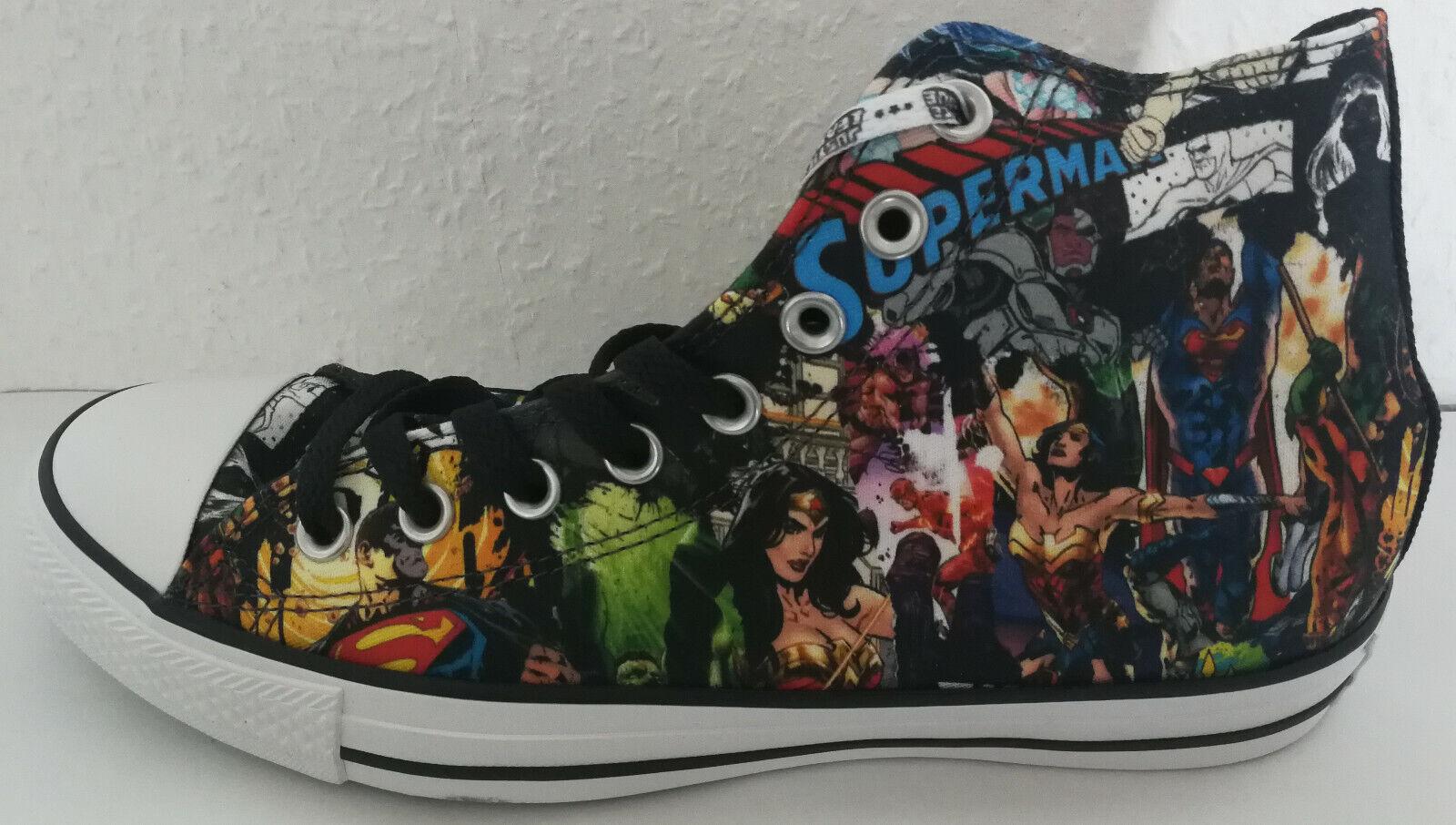 All Chuck Super Converse Heroes 41 League Chaussures Dc Star Justice lK1cTJF3