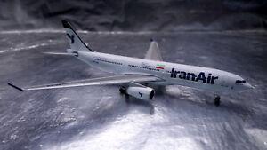 * Herpa Wings 530569 Iran Air Airbus A330-200 EP-IJA 1:500 Scale - Wroclaw, Polska - Zwroty są przyjmowane - Wroclaw, Polska