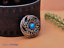 10X-Bohemian-3D-Flower-Turquoise-Conchos-For-Leather-Craft-Keychian-Wallet-Decor miniatuur 54