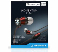 New Sennheiser M2IEi Momentum In Ear Headphones for Apple iPOD and Smartphones