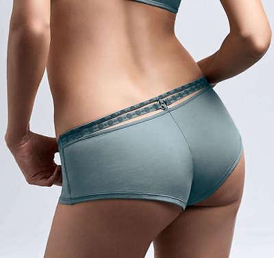 Marlies Dekkers Space Odyssey Damen Panty  Short Shorty blau Gr M goblin blue