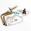 Turbocharger-2000-882-210-Turbo-Install-Kit-For-SUBARU-Mitsubishi-TD04L-TF035HM thumbnail 3