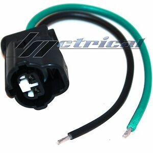 alternator repair plug hanress 2 pin wire fits jeep commander tj image is loading alternator repair plug hanress 2 pin wire fits