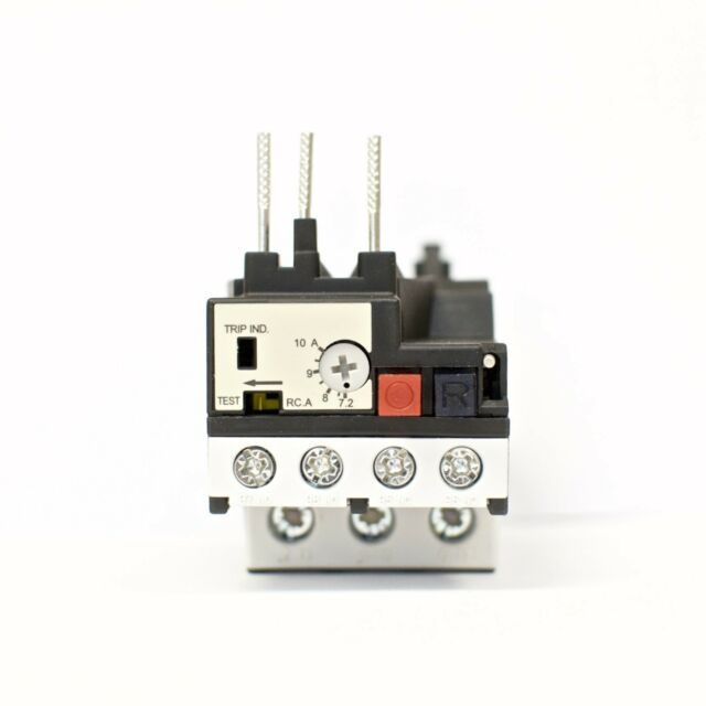 1PC RHN-10K THERMAL OVERLOAD Relay 17-24A