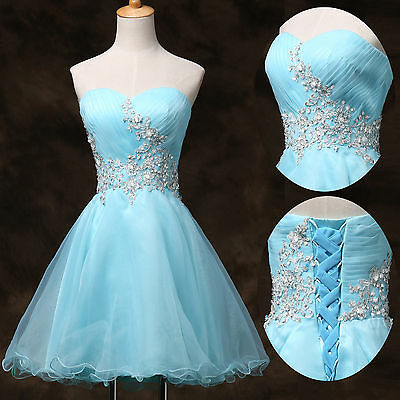 Special PRICE Short Prom Dress Formal Evening Party Bridesmaids Quinceanera Gown