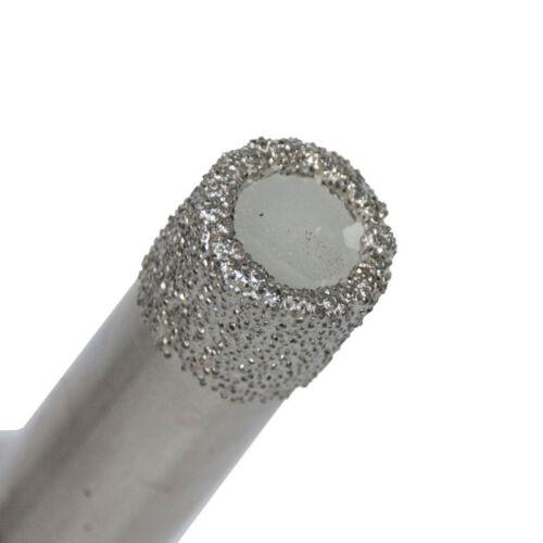 14mm Diamant Hohlbohrer hartes Feinsteinzeug Granit Bohrkrone für Fliesen