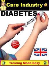 REGNO Unito il diabete cura Pronto Soccorso al lavoro + ASSISTENZA SANITARIA E SOCIALE formazione alla sicurezza