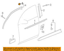 GM OEM Front Door-Reveal Molding Retainer 20885819  sc 1 st  eBay : reveal door - pezcame.com