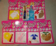 Crystal Doll Shoes Bridal NEW VINTAGE 1982 Glitter Girls Vogue Dolls LOT OF 6