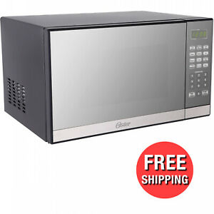 Oster 1 3 Cu Ft Stainless Steel With Mirror Finish
