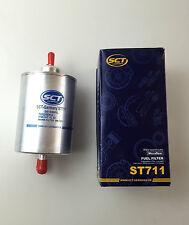 2x Kraftstofffilter ST 711 von SCT Germany