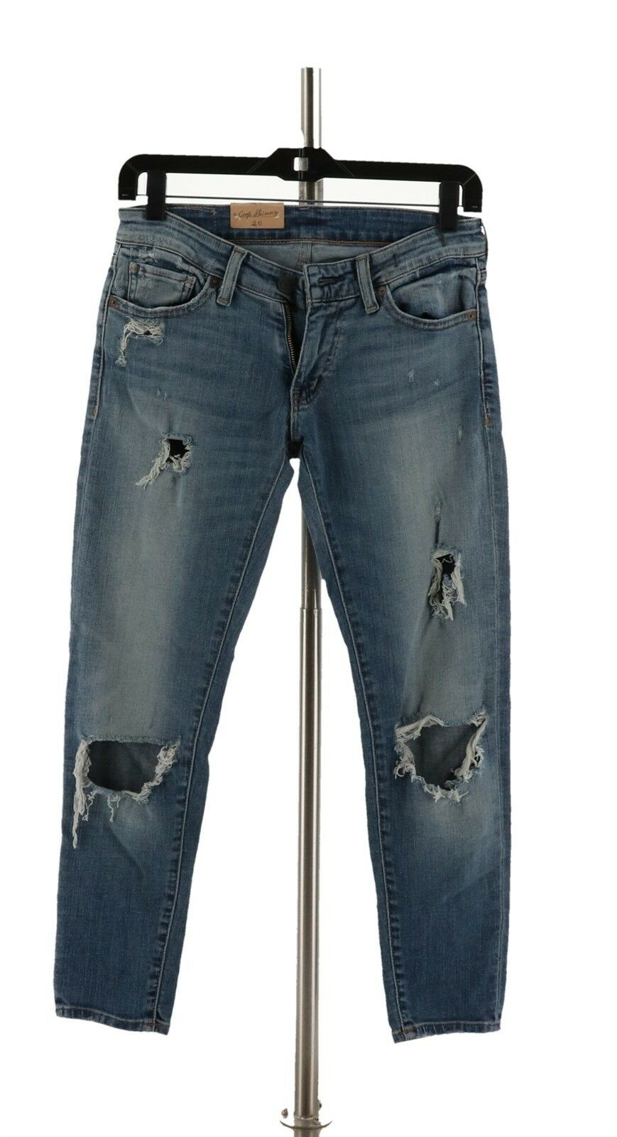 Denim & Supply Ralph Lauren Crop Skinny 26