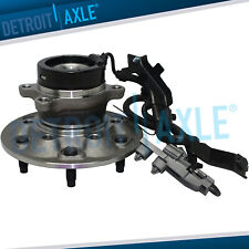 Driver Side Front Wheel Hub Bearing Assembly With Abs 2wd For Chevy Gmc Isuzu