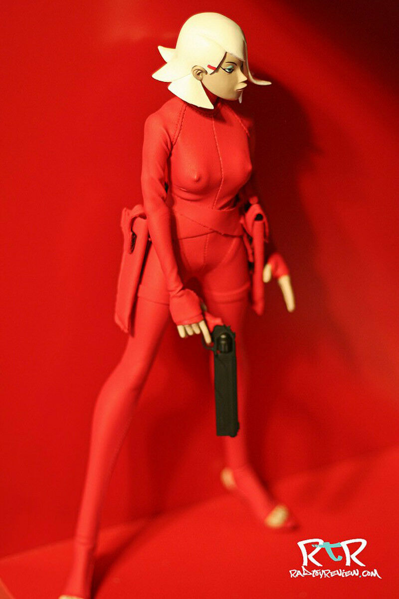 ThreeA 3A 1 6th Scale  RED DEVIL Lady Sham Collectible Action Figure Unopened