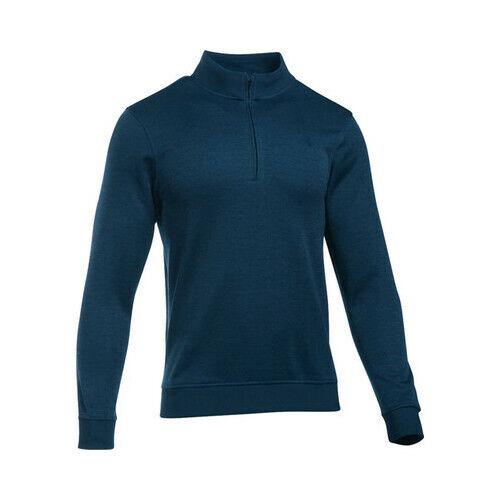 Under Armour ColdGear Men's Fleece Quarter-Zip Pullover Sweatshirt, XXL, NwT