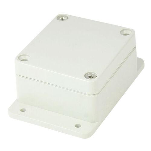 64 mm x 58 mm x 34 mm Wasserdicht Kunststoff Gehaeuse use Fall DIY Junction G4M3