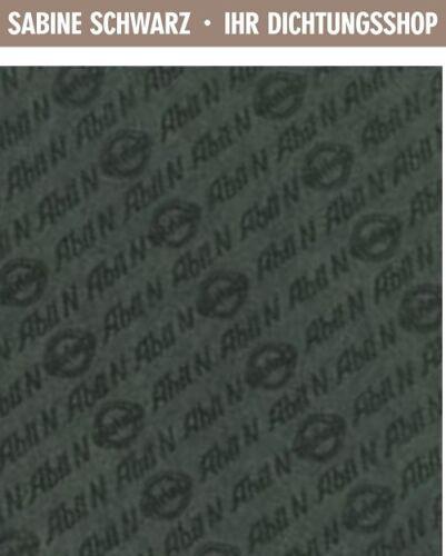 Abil N 0,75 mm Dichtungspapier 1100x500mm Dichtungsmaterial Papier 36,27€//m²