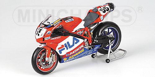 Minichamps Ducati 999 F04 2004 1 12 Regis Laconi (FRA) (JH)