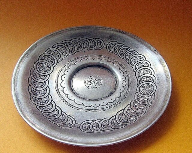 Russia Russian Plate Silver 84'' ( 51,12 gr )
