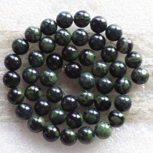 Wholesale 4//6//8//10//12mm Kambaba Jasper round loose beads 15.5inch YSZ26