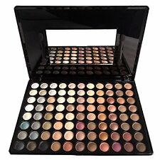 US Beauty Pro 88 Warm Color Eyeshadow Palette Eye Beauty Cosmetics Make up Set